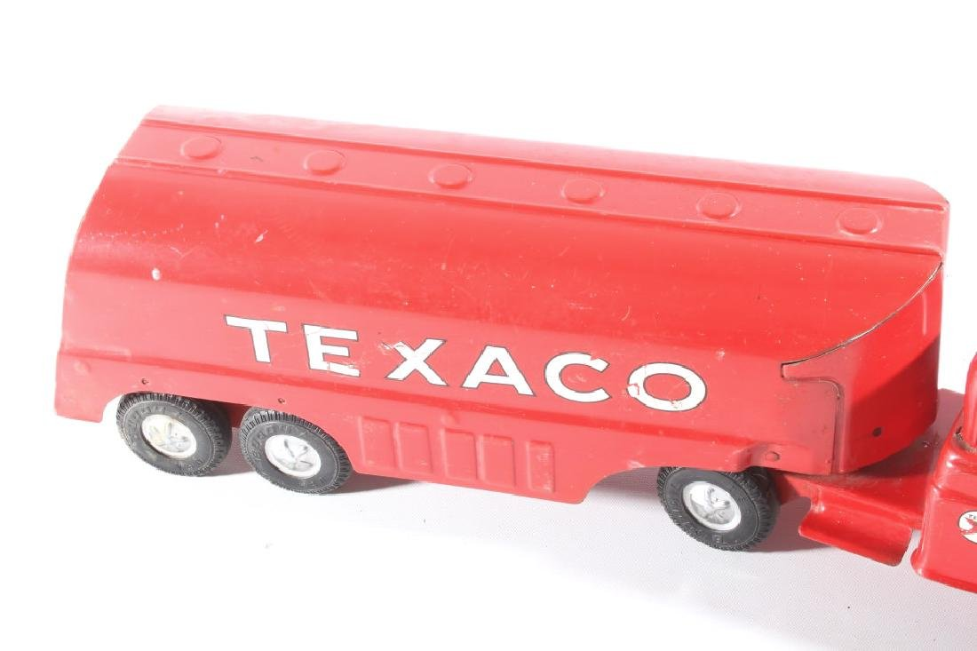 Buddy L Texaco Tanker Stamped Steel Toy Truck - 4