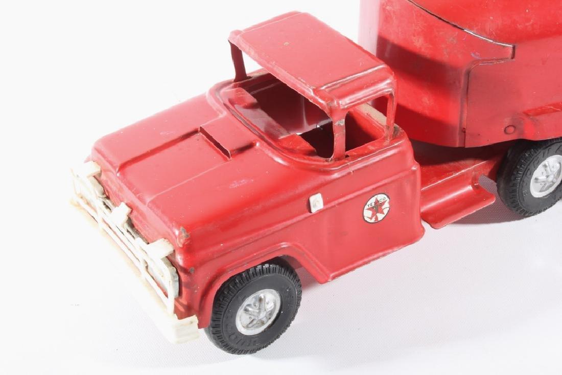 Buddy L Texaco Tanker Stamped Steel Toy Truck - 7