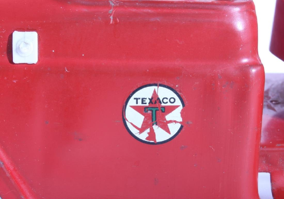Buddy L Texaco Tanker Stamped Steel Toy Truck - 9