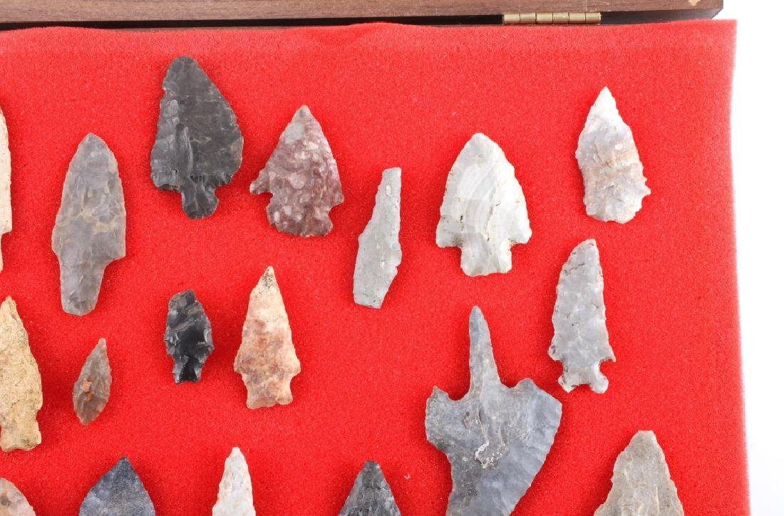 Native American Indian Arrowhead Collection - 4