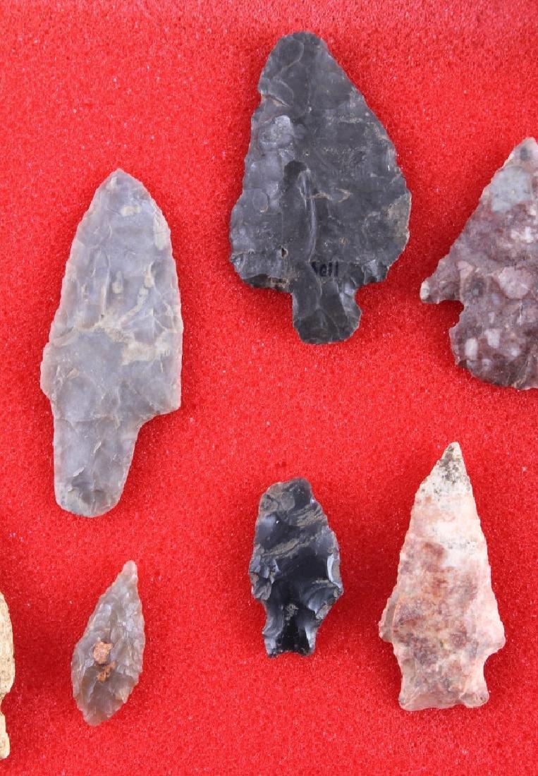 Native American Indian Arrowhead Collection - 7