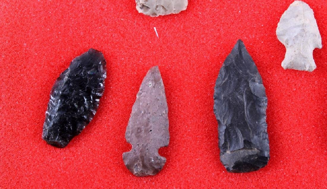 Native American Indian Arrowhead Collection - 11