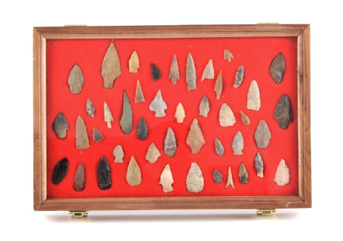 Native American Indian Arrowhead Collection - 12