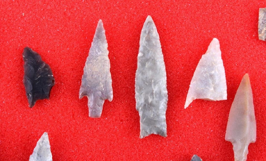 Native American Indian Arrowhead Collection - 6