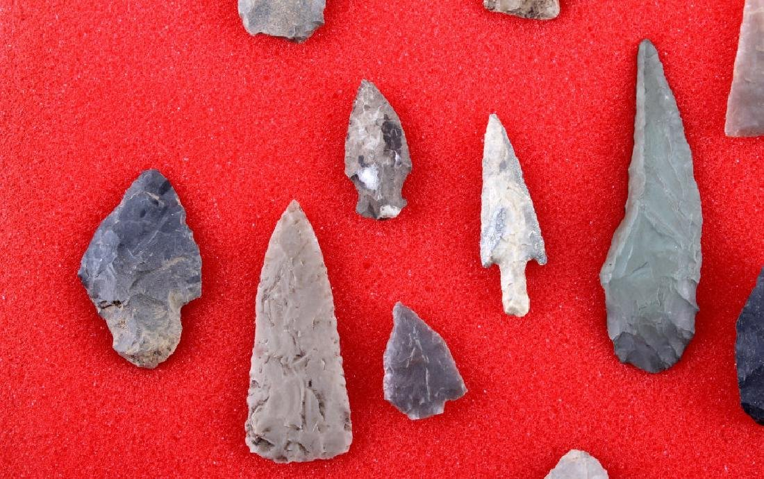 Native American Indian Arrowhead Collection - 8