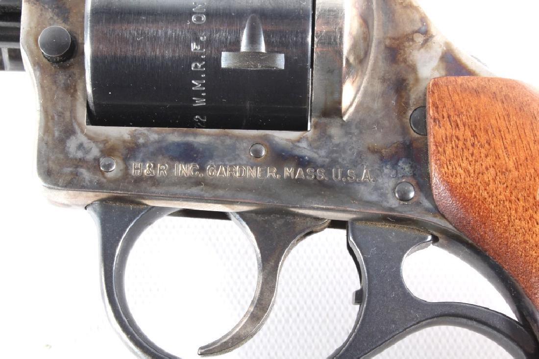 Harrington & Richardson Model 676 .22 WMR Revolver - 10