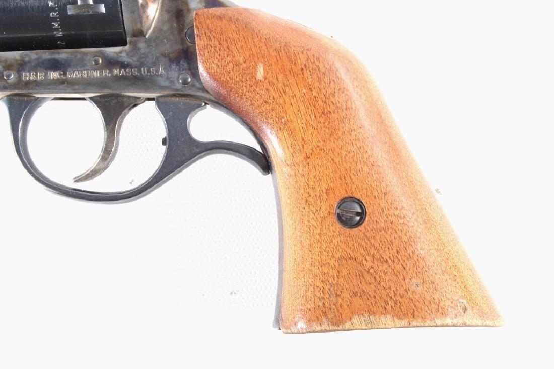 Harrington & Richardson Model 676 .22 WMR Revolver - 6