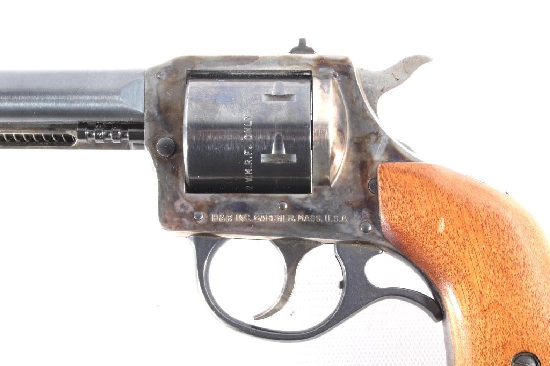 Harrington & Richardson Model 676 .22 WMR Revolver - 7