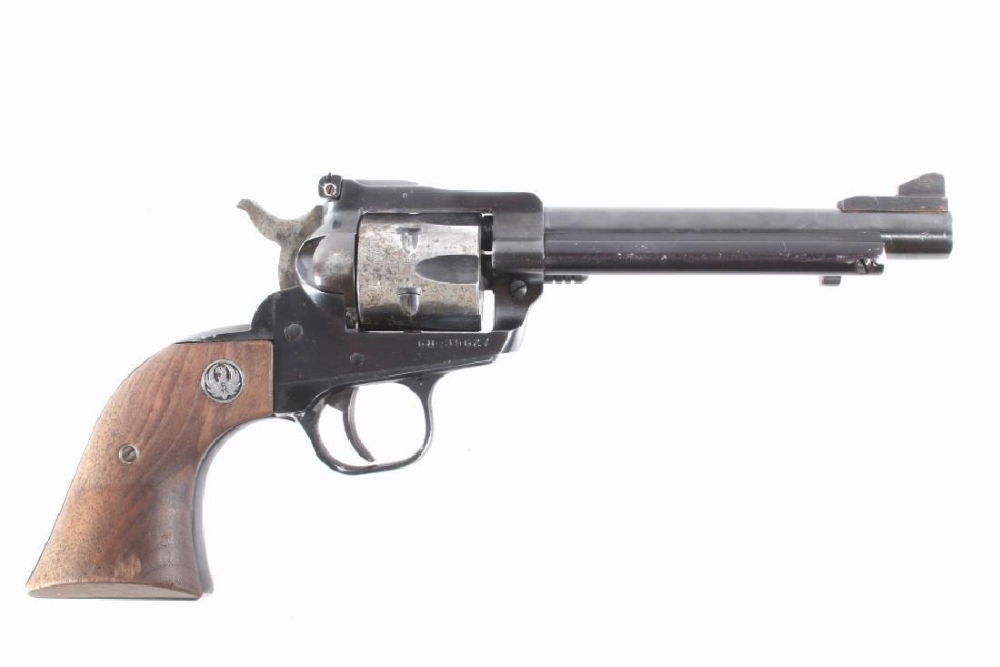 Ruger New Model Single Six .22 LR Revolver 1981
