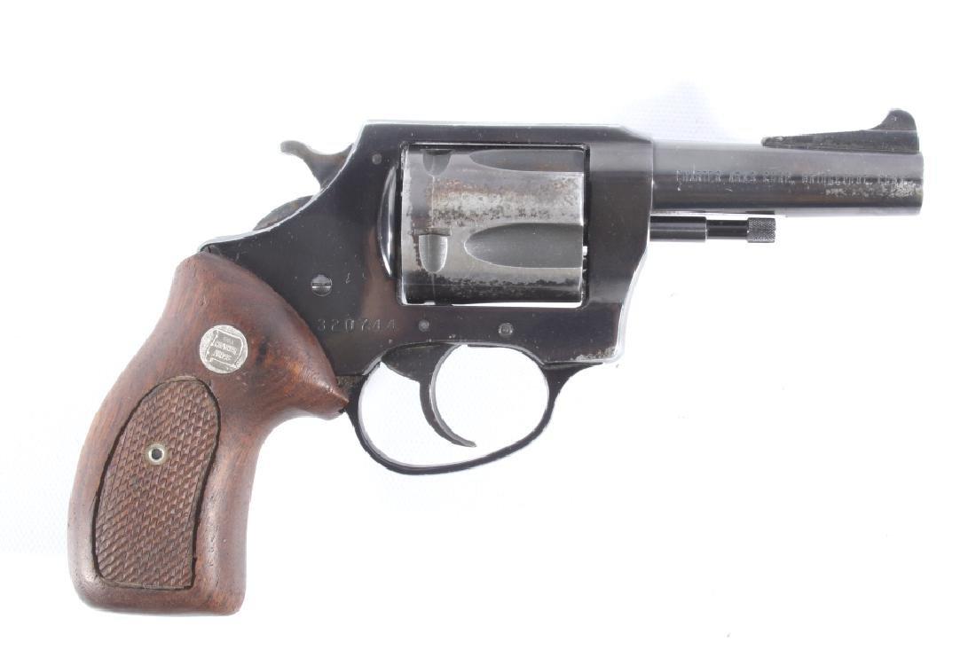 Charter Arms Corp. Bulldog .44 Spl DA Revolver