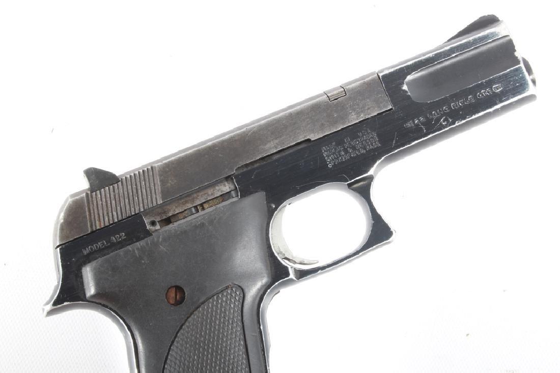 Smith & Wesson Model 422 .22 LR Semi Auto Pistol - 13