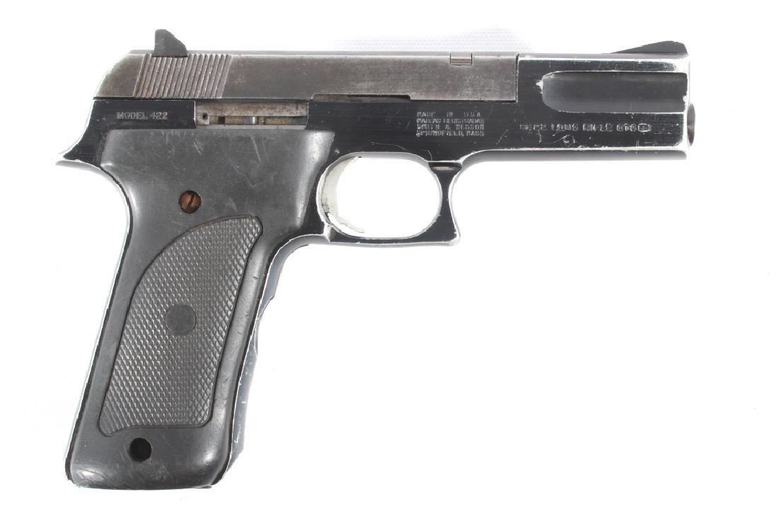 Smith & Wesson Model 422 .22 LR Semi Auto Pistol