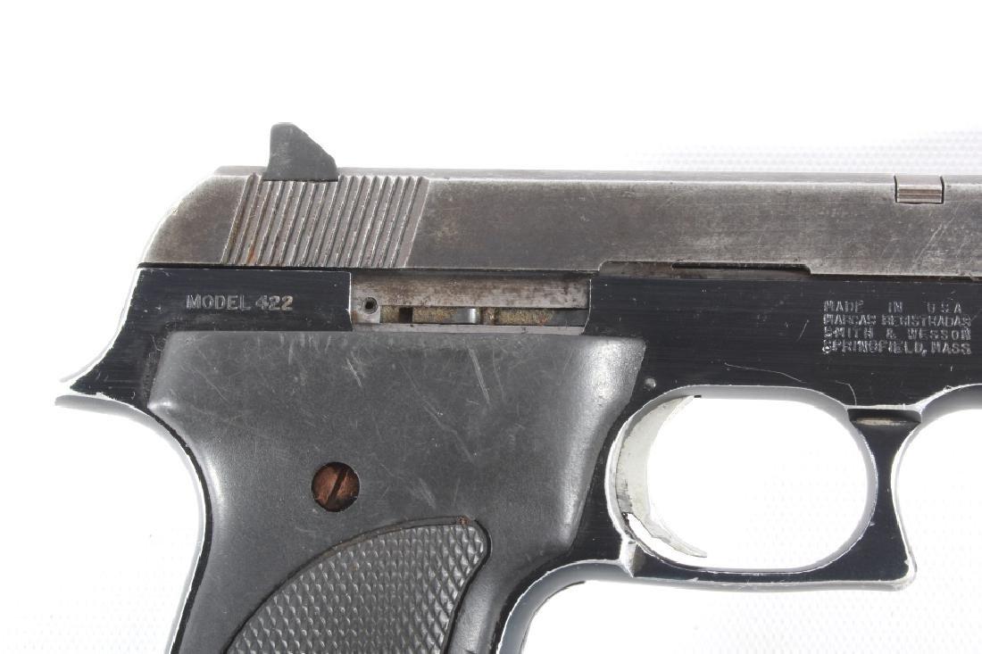 Smith & Wesson Model 422 .22 LR Semi Auto Pistol - 3