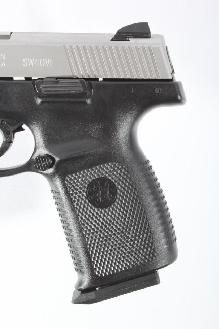 Smith & Wesson SW40VE .40S&W Semi-Auto Pistol - 7