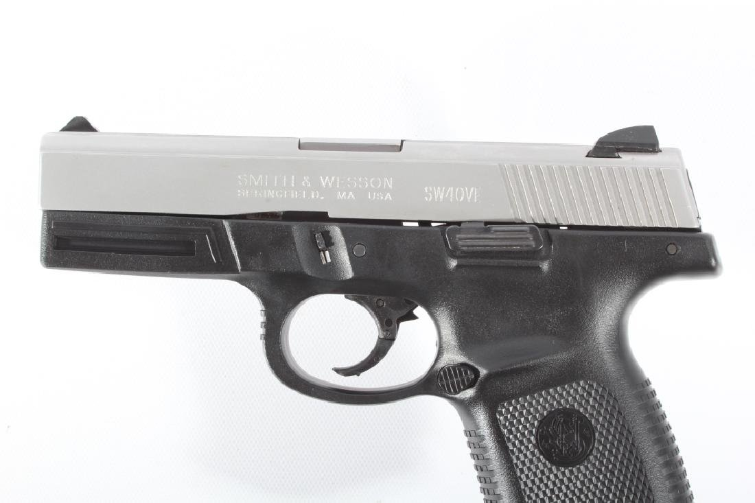 Smith & Wesson SW40VE .40S&W Semi-Auto Pistol - 8