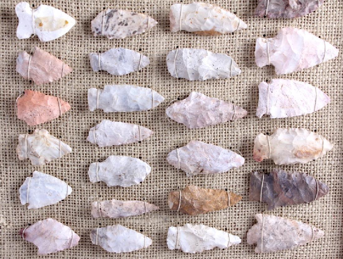 Native American Indian Arrowhead Collection - 11