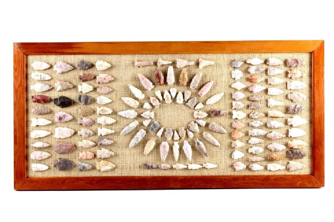 Native American Indian Arrowhead Collection - 12