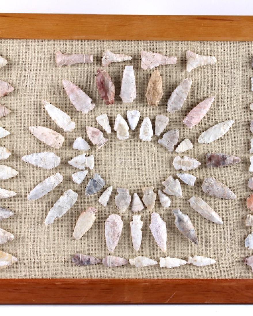 Native American Indian Arrowhead Collection - 3