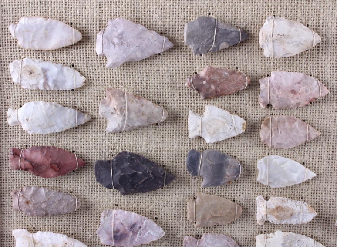 Native American Indian Arrowhead Collection - 5