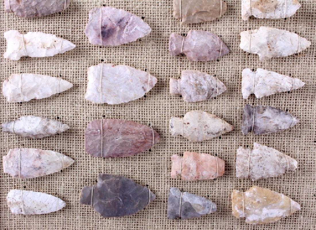 Native American Indian Arrowhead Collection - 6