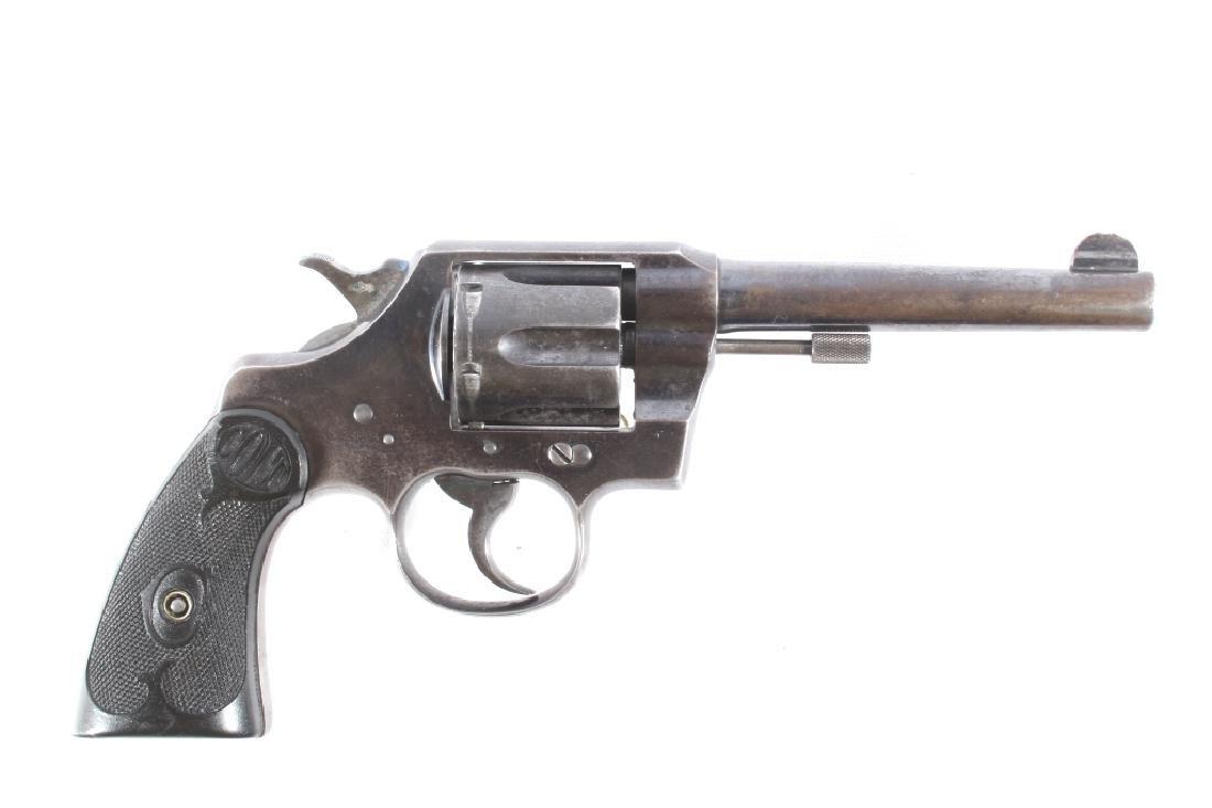 Colt Army Special .38 Cal DA Revolver 1912