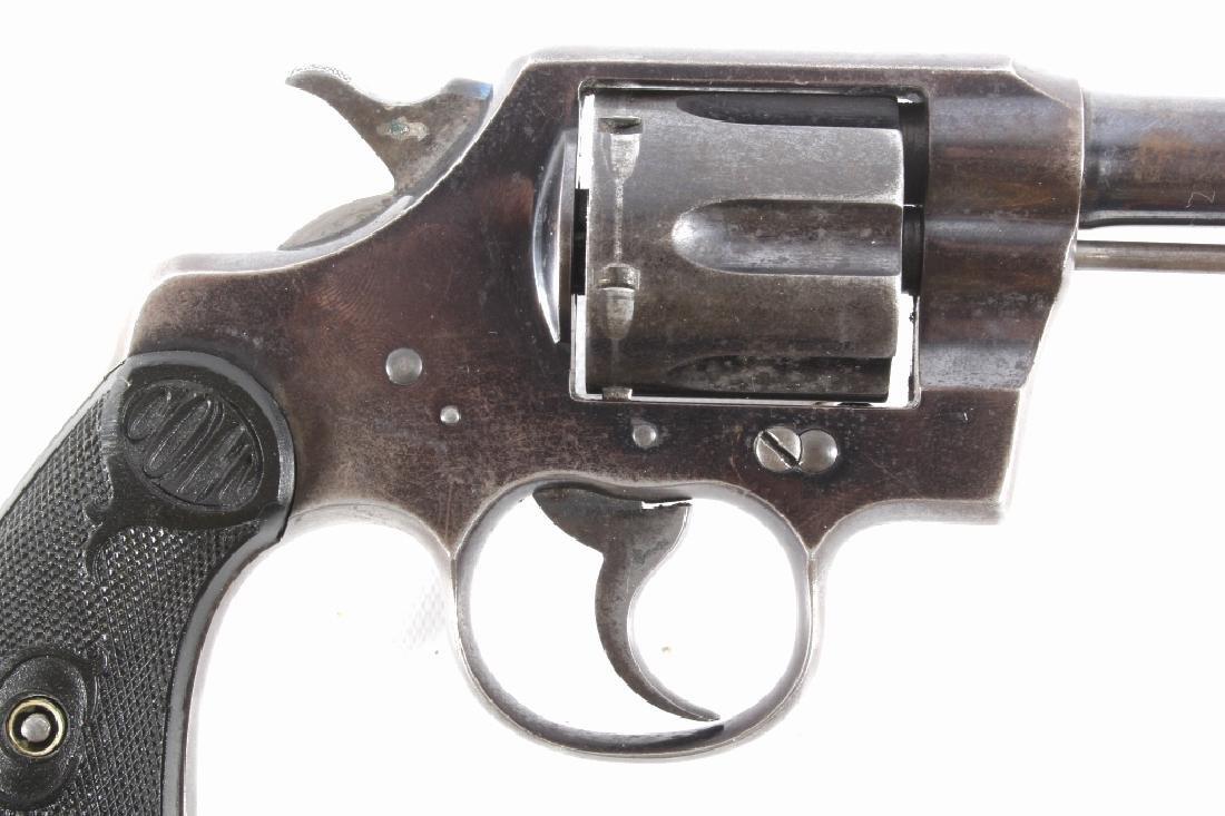 Colt Army Special .38 Cal DA Revolver 1912 - 3