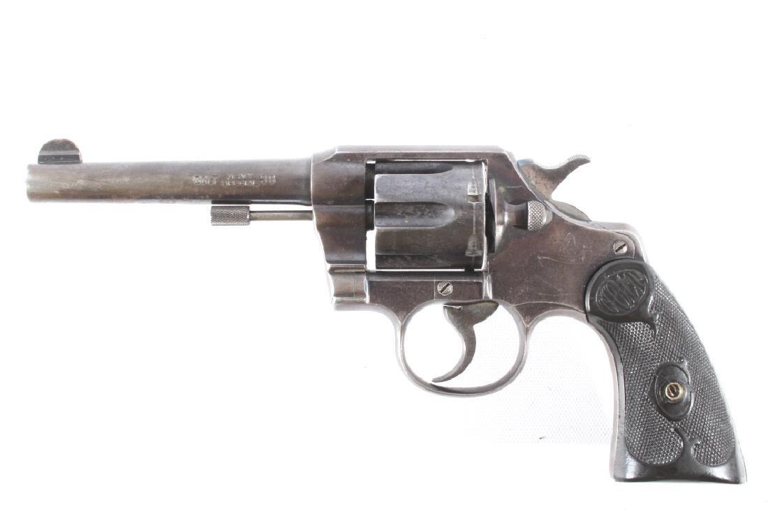 Colt Army Special .38 Cal DA Revolver 1912 - 5