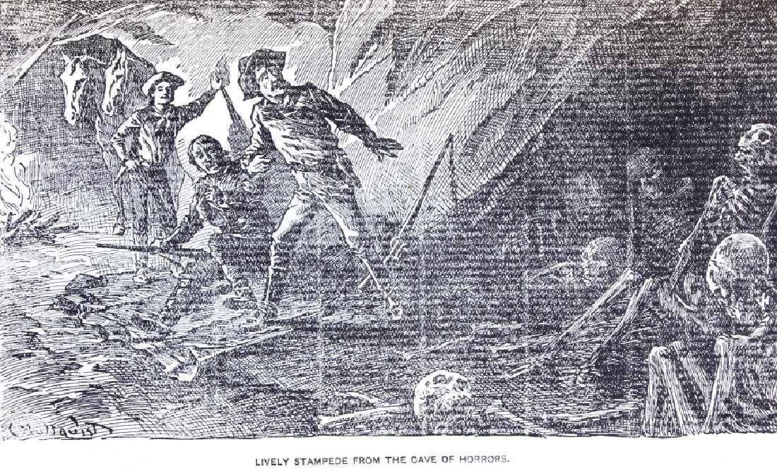 Last of the Great Scouts Buffalo Bill 1st Ed. 1899 - 9