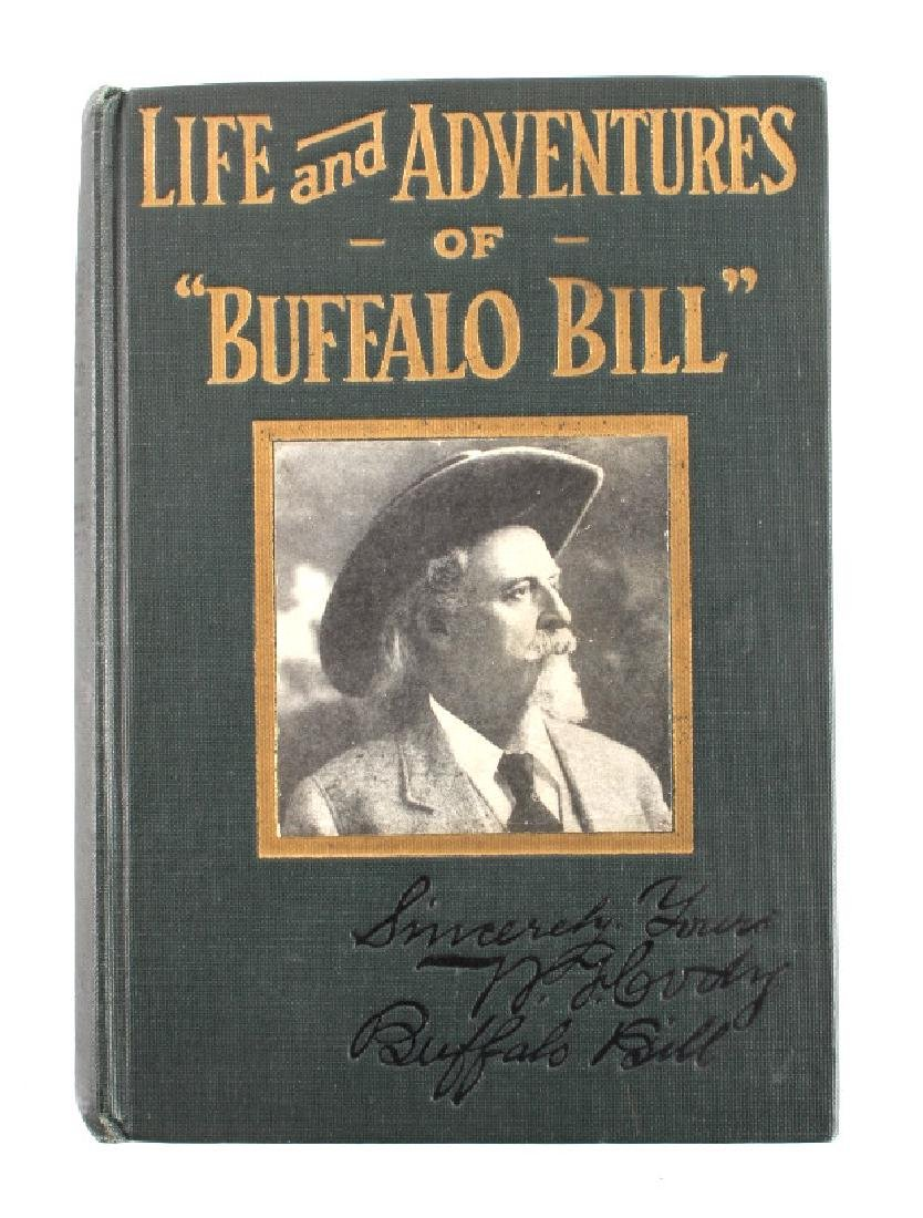 Life and Adventures of Buffalo Bill First Edition - 13