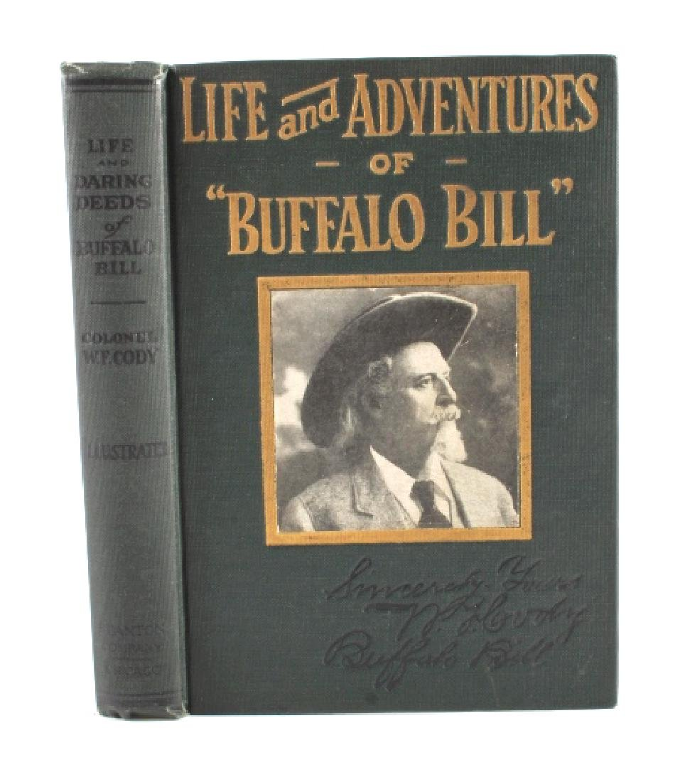 Life and Adventures of Buffalo Bill First Edition - 2