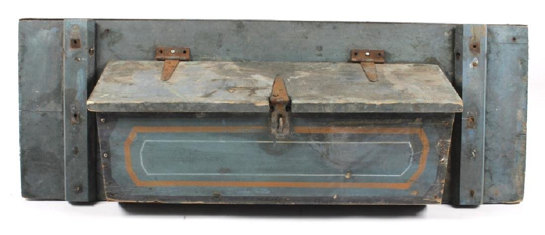 The Mitchell & Lewis Co., Wagon Trunk & Side Panel - 2