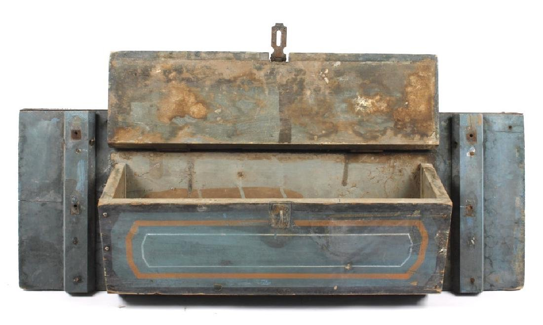 The Mitchell & Lewis Co., Wagon Trunk & Side Panel - 4