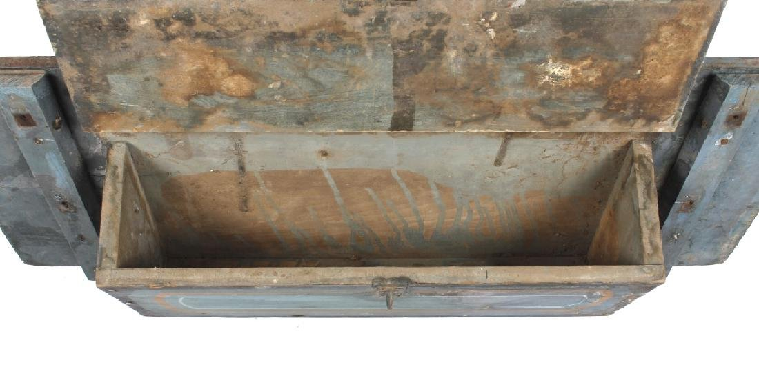 The Mitchell & Lewis Co., Wagon Trunk & Side Panel - 5