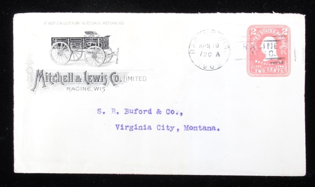 Mitchell & Lewis Co. Virginia City, MT Ephemera - 5