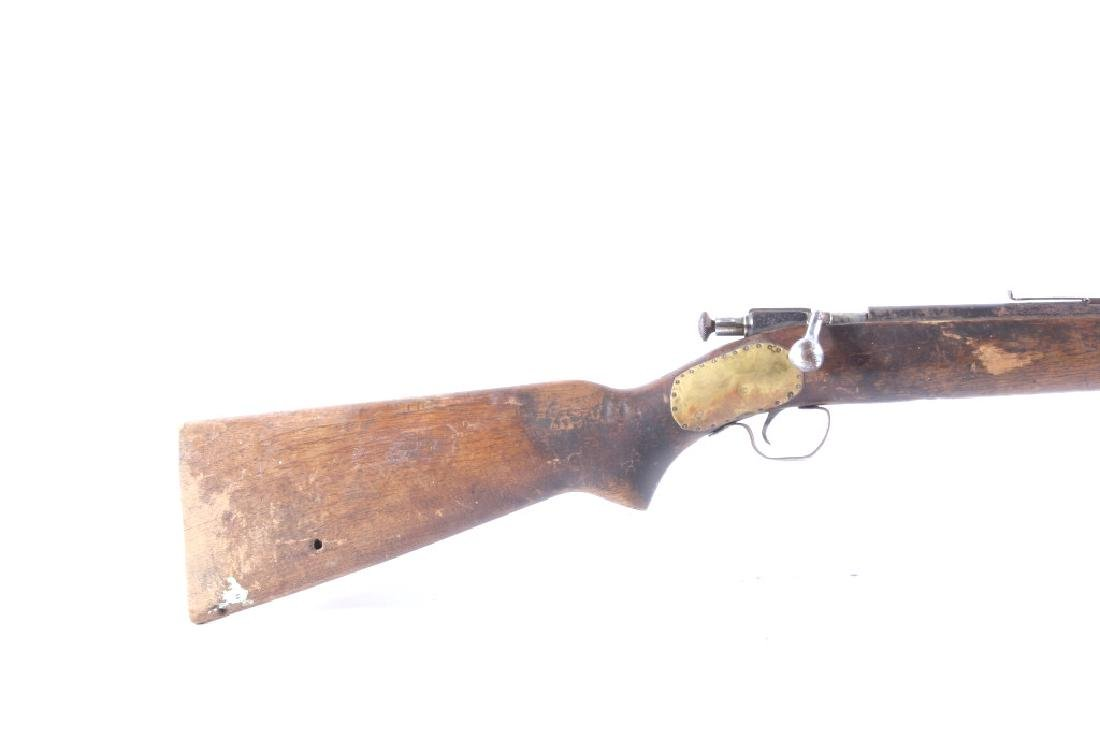 Winchester Model 67 .22 LR Single Shot Rifle - 2