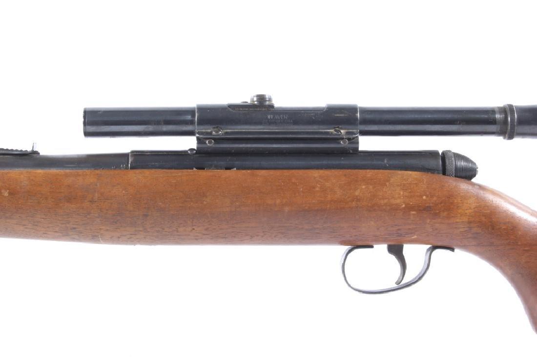Remington Model 550-I .22 LR Rifle w/Scope 1955 - 10