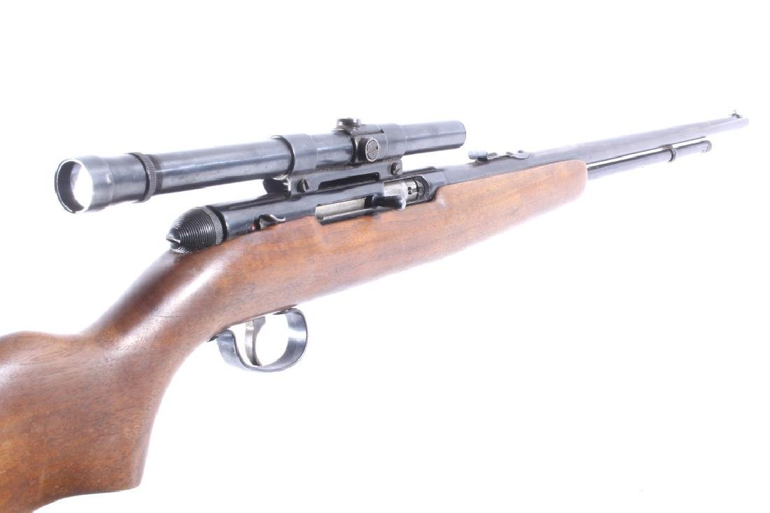 Remington Model 550-I .22 LR Rifle w/Scope 1955 - 13
