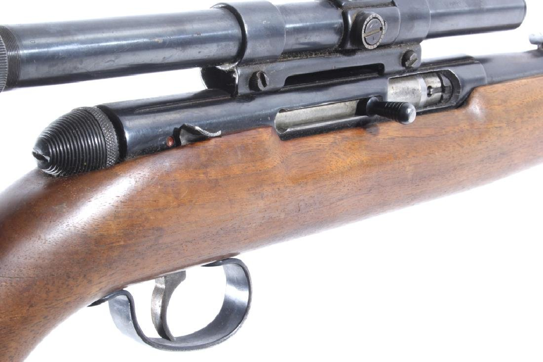 Remington Model 550-I .22 LR Rifle w/Scope 1955 - 15