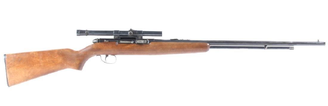 Remington Model 550-I .22 LR Rifle w/Scope 1955