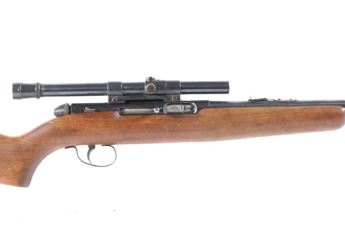 Remington Model 550-I .22 LR Rifle w/Scope 1955 - 3