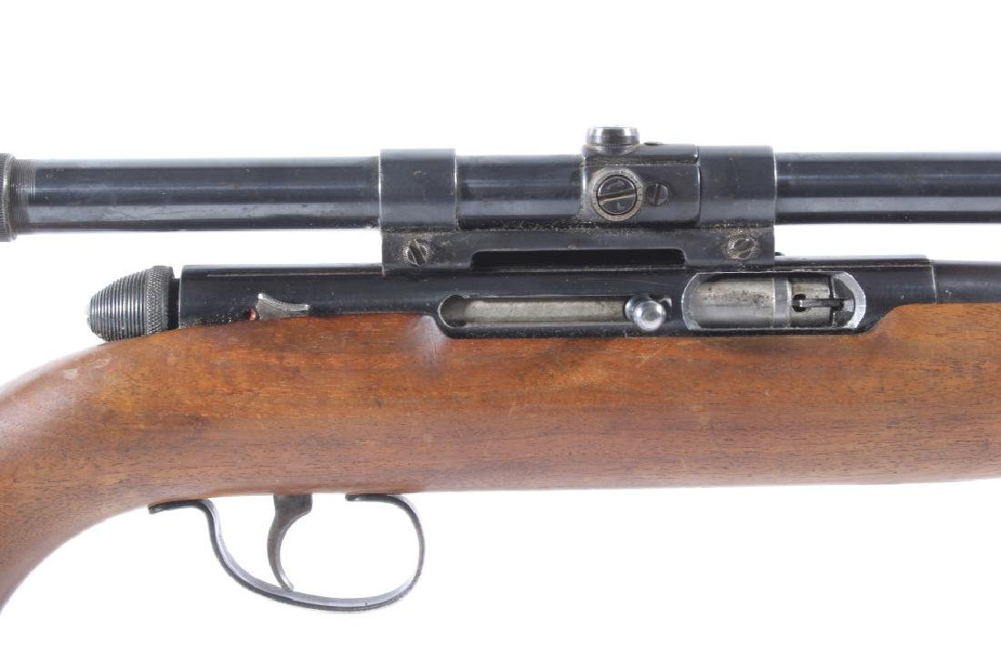 Remington Model 550-I .22 LR Rifle w/Scope 1955 - 5