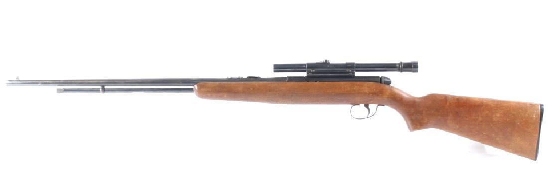 Remington Model 550-I .22 LR Rifle w/Scope 1955 - 6