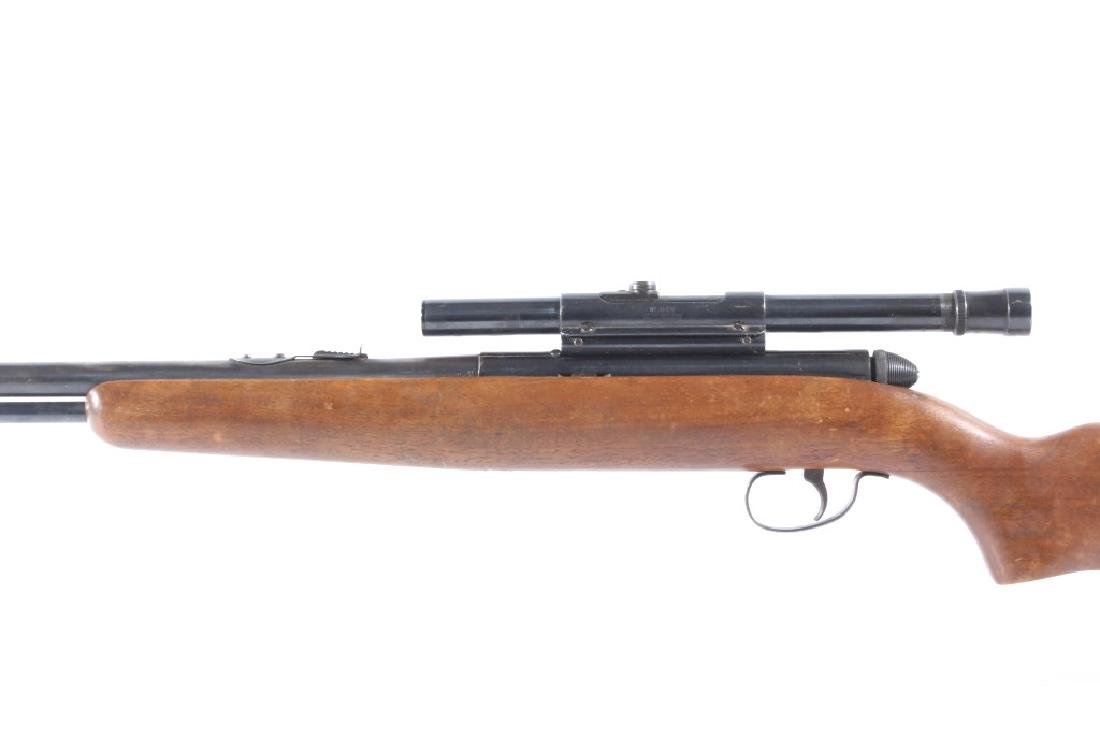 Remington Model 550-I .22 LR Rifle w/Scope 1955 - 8