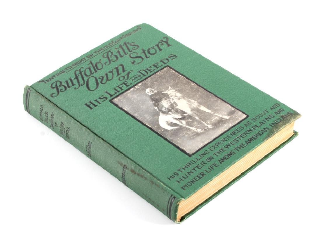 Buffalo Bill's Own Story 1st Edition 1917