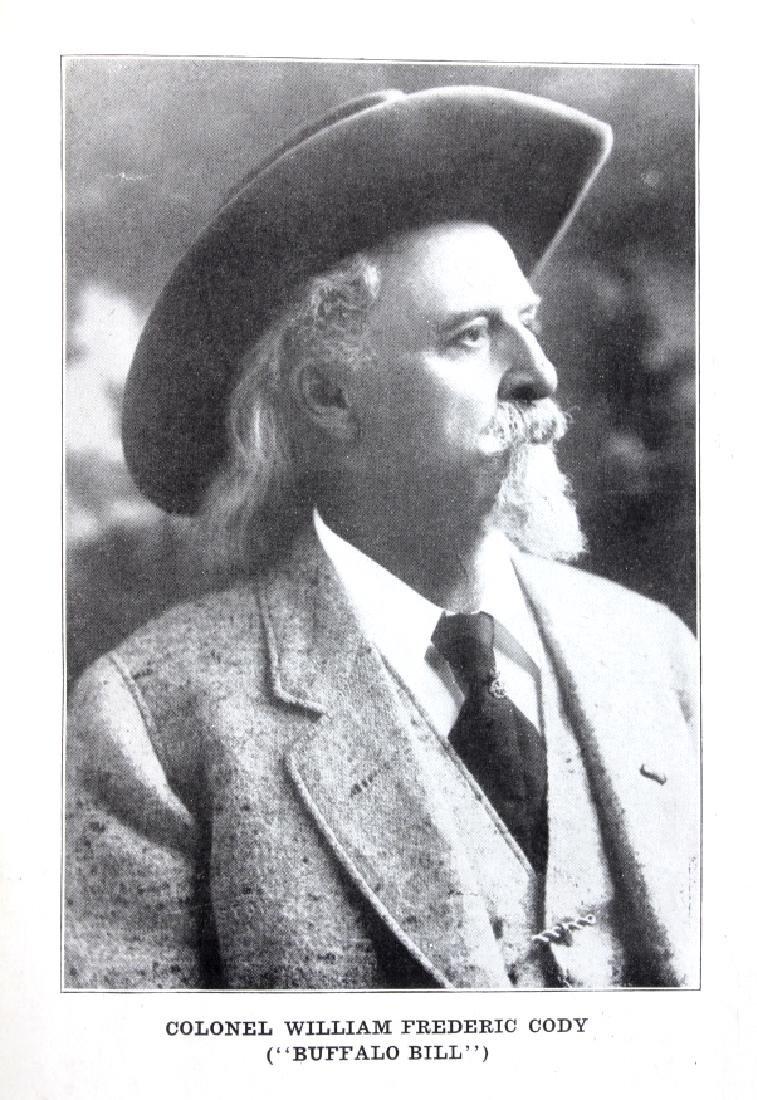 Buffalo Bill's Own Story Salesman Sample 1917 - 3