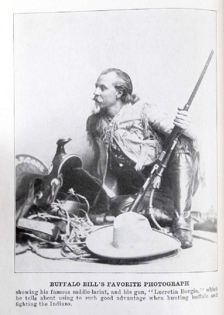 Buffalo Bill's Own Story Salesman Sample 1917 - 5