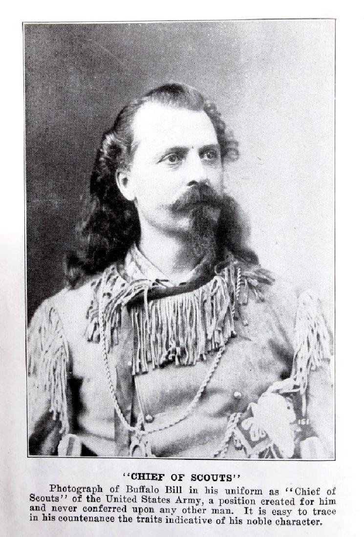 Buffalo Bill's Own Story Salesman Sample 1917 - 7