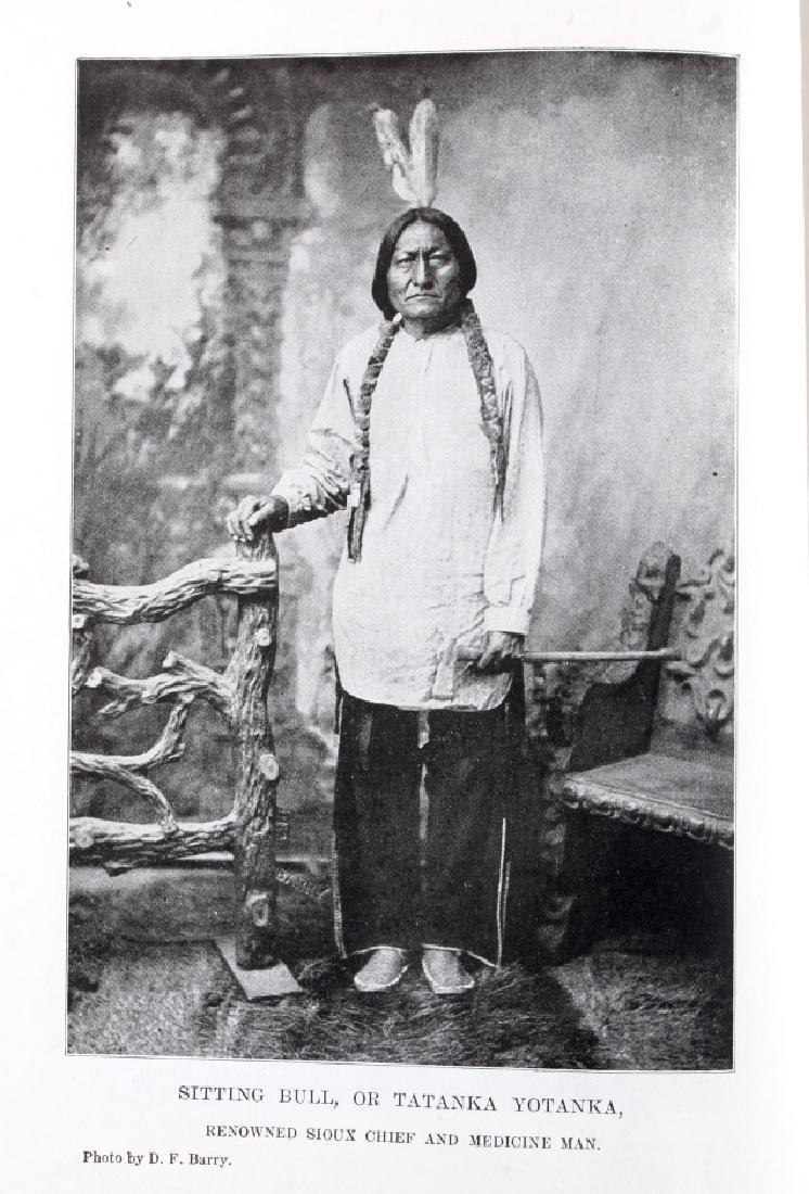 Buffalo Bill's Own Story Salesman Sample 1917 - 9