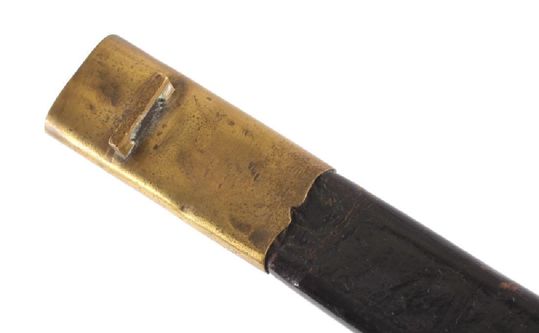1880's Spanish Artillery Short Sword - 10