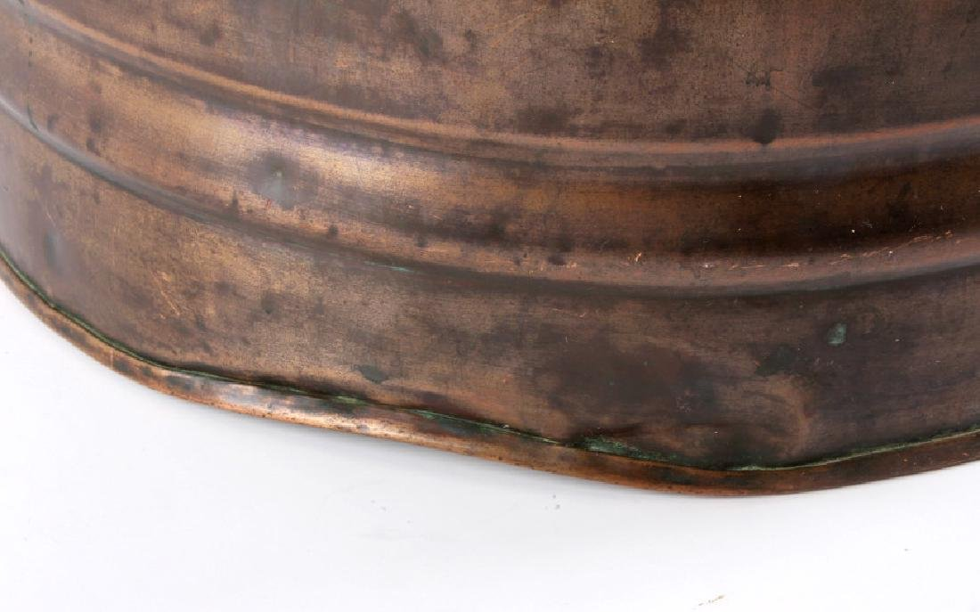 Antique Copper Water Cooler - 10